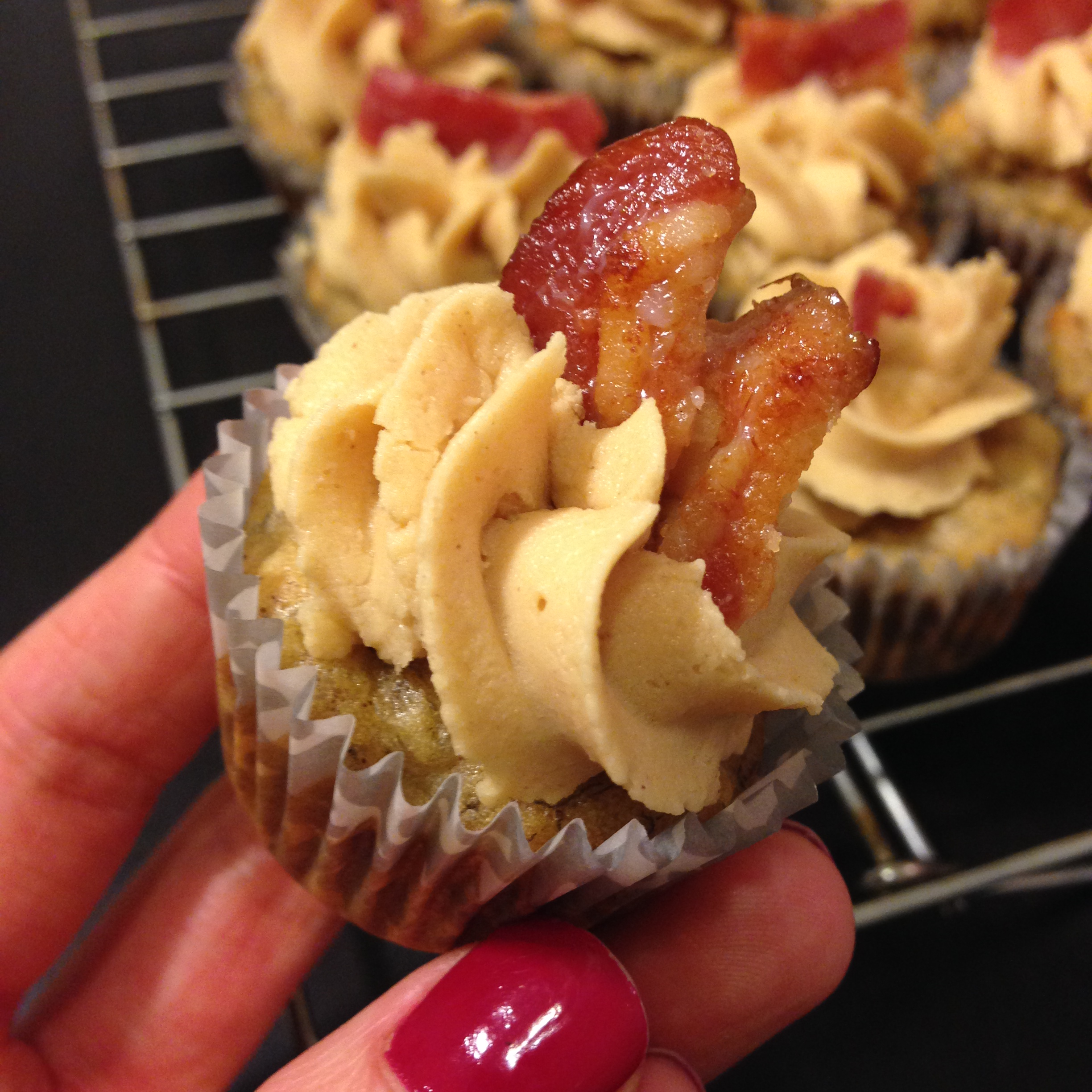 2014 bacon Banana cupcakes browned butter cupcakes Elvis cupcakes ...