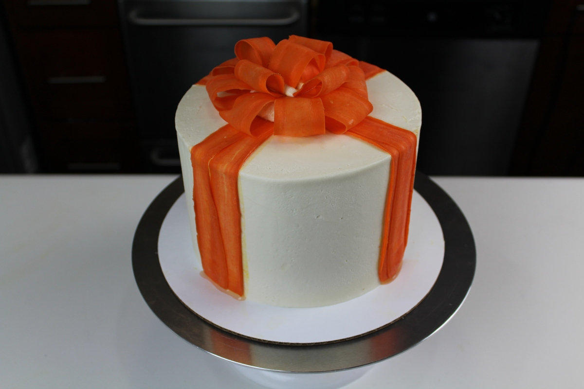 Chelsweets Classic Carrot Cake Chelsey White