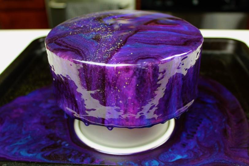 How To Make A Clear Cake Glaze
