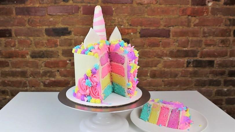 Magical Unicorn Cake Chelsweets