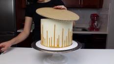 caramel corn cake 7